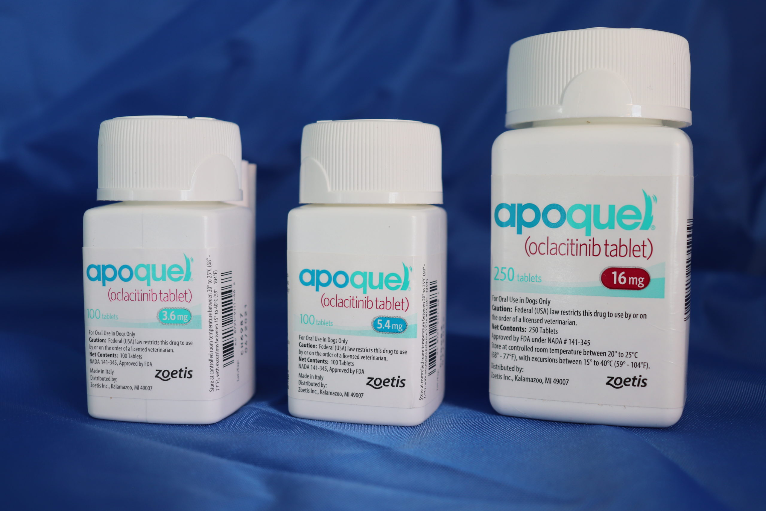 Apoquel  (Rx Refills only)