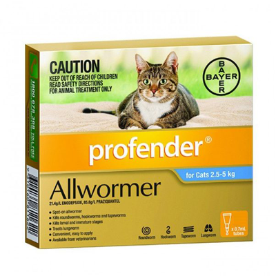 Profender – (Prescription only)