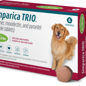 Simparica TRIO (Rx only)